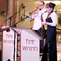 Fine Whines musicians